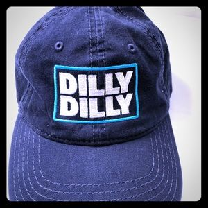 """Bud Light """"Dilly Dilly"""" Dad Hat Adjustable"""